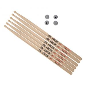 "Take the ""IS IT GOOD FOR ME"" test for ""Vic Firth SD9 Value Pack + Vic Firth UPT"", read the reviews and join the community!"