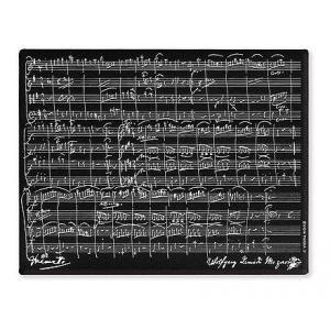"""Take the """"IS IT GOOD FOR ME"""" test for """"Vienna World Mousepad 'Mozart' Black"""", read the reviews and join the community!"""