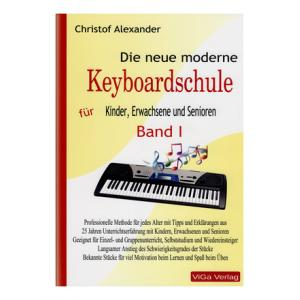 "Take the ""IS IT GOOD FOR ME"" test for ""ViGa Verlag Neue moderne Keyboardschule"", read the reviews and join the community!"