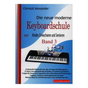"Take the ""IS IT GOOD FOR ME"" test for ""ViGa Verlag Neue moderne Keyboardschule 3"", read the reviews and join the community!"