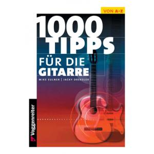 """Take the """"IS IT GOOD FOR ME"""" test for """"Voggenreiter 1000 Tipps für die Gitarre"""", read the reviews and join the community!"""