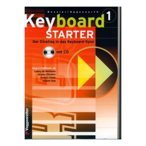 "Take the ""IS IT GOOD FOR ME"" test for ""Voggenreiter Keyboard Starter 1"", read the reviews and join the community!"