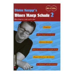 """Take the """"IS IT GOOD FOR ME"""" test for """"Voggenreiter Kropp Blues Harp Schule 2"""", read the reviews and join the community!"""
