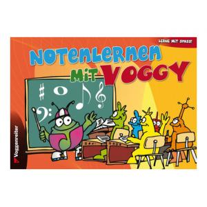 "Take the ""IS IT GOOD FOR ME"" test for ""Voggenreiter Notenlernen Mit Voggy"", read the reviews and join the community!"