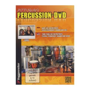 """Take the """"IS IT GOOD FOR ME"""" test for """"Voggenreiter Pitti Hecht`s Percussion DVD"""", read the reviews and join the community!"""