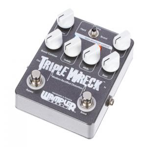 Is Wampler Triple Wreck B-Stock a good match for you?