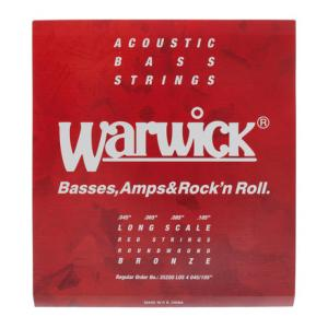 """Take the """"IS IT GOOD FOR ME"""" test for """"Warwick Acoustic Bass 4-String 045/105"""", read the reviews and join the community!"""