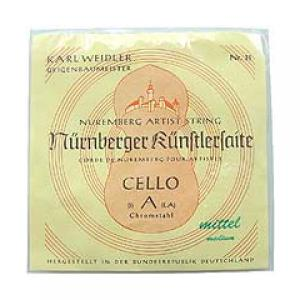 Is Weidler Cello String A 639600 the right music gear for you? Find out!
