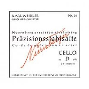 Is Weidler Cello String C 639730 the right music gear for you? Find out!