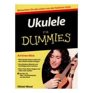 """Take the """"IS IT GOOD FOR ME"""" test for """"Wiley-Vch Ukulele für Dummies"""", read the reviews and join the community!"""