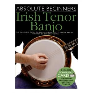 """Take the """"IS IT GOOD FOR ME"""" test for """"Wise Publications Absolute Beginners:Irish Tenor"""", read the reviews and join the community!"""
