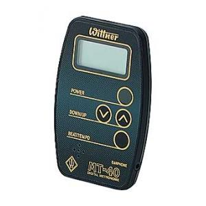 """Take the """"IS IT GOOD FOR ME"""" test for """"Wittner Metronome MT- 40"""", read the reviews and join the community!"""