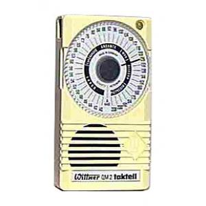 """Take the """"IS IT GOOD FOR ME"""" test for """"Wittner QM2 Metronome Ivory"""", read the reviews and join the community!"""