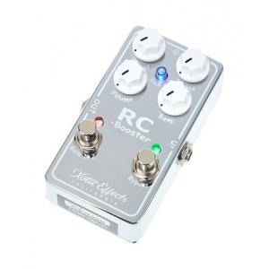 Is Xotic RC Booster V2 Boost/Overdrive a good match for you?