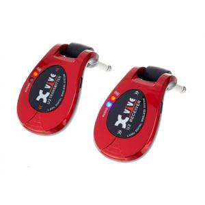 Is XVive Wireless System U2 Red a good match for you?
