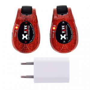 Is XVive Wireless System U2 Wood Bundle a good match for you?