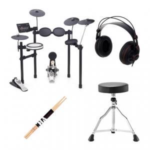 Is Yamaha DTX482K E-Drum Set Bundle a good match for you?