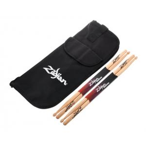 Is Zildjian 5A Hickory Pack with Stickbag a good match for you?