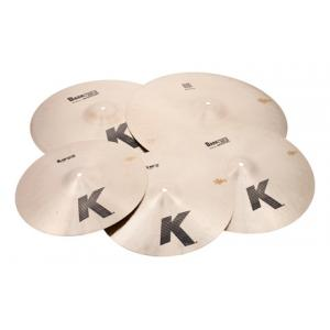 Is Zildjian K-Series Profi Promo Pack a good match for you?