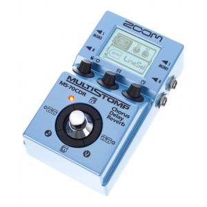 Is Zoom Multi Stomp MS-70 CDR a good match for you?